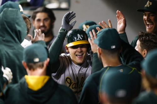Spring Training Game #13: Prospects keep hitting, Oakland A's win fifth straight