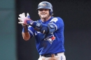 Toronto Blue Jays' Josh Donaldson, sidelined by calf injury, aiming to play next week
