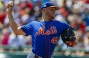 Mets Morning News: Zack Wheeler returns to the mound, and there's a bizarre Tebow stalker story