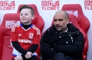 Manchester City manager Pep Guardiola praises Middlesbrough goalkeeper Brad Guzan & gives verdict on victory