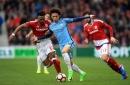 Man City's Leroy Sane excites fans as he terrorises Middlesbrough's defence