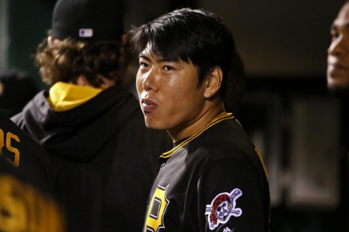 Pirates' Kang on restricted list, delayed by visa in SKorea The Associated Press