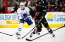 Toronto Maple Leafs at Carolina Hurricanes: Lines and Rosters
