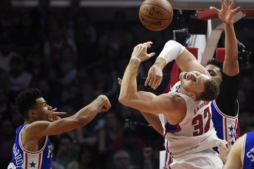 Sixers-Clippers Final: Good Effort, But Not Enough. Clippers win 112-100.