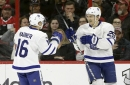 Rielly scores in OT to lift Maple Leafs over Hurricanes The Associated Press