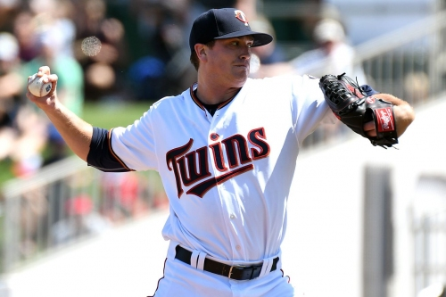 Twins 13, Red Sox 0: Kyle Gibson has strong outing against b-squad lineup