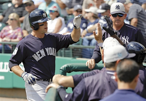Why Brett Gardner is getting really excited about what Yankees can accomplish in 2017