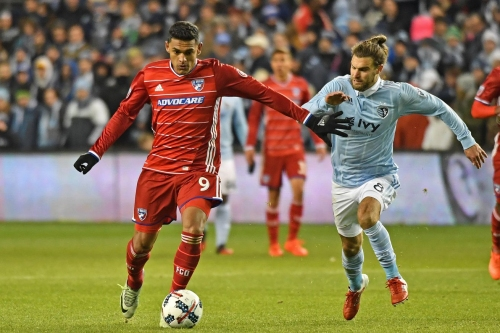 FC Dallas picks up first shutout of the season in 0-0 draw at Sporting KC
