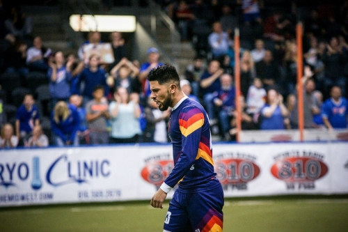 Juice Boxes and Post Game Snacks: Comets Playoffs Game 1