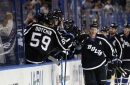 Lightning strikes late in 3-2 win over Panthers