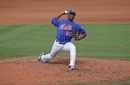Rafael Montero could find himself in long relief for Mets