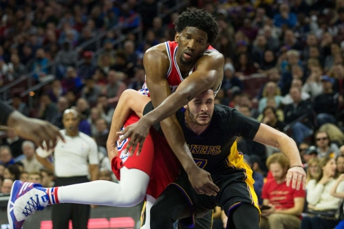 Sixers-Lakers Preview and Game Thread: The Battle for LA's Pick