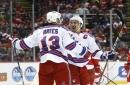Ryan McDonagh scores twice as Rangers top Red Wings, 4-1