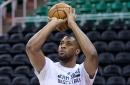 Utah Jazz bigman Derrick Favors Injury Update: Bone Contusion