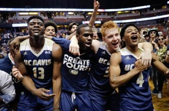 UC Davis earns No. 16 seed, will face North Carolina Central in First Four matchup
