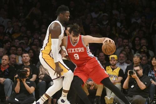 Lakers vs. 76ers Final Score: Jordan Clarkson's best game of the season doesn't matter in 118-116 loss