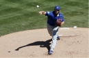 Cubs' Jake Arrieta works around 'feel' issues, strikes out five