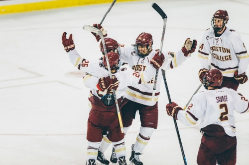 Here's what needs to happen for Boston College men's hockey to make the NCAA Tournament