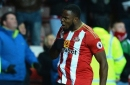 Victor Anichebe fitness boost as Sunderland striker kicks football for first time since injury