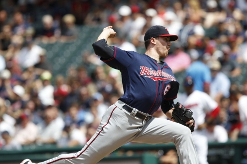 AL Central: Trevor May likely out with torn UCL