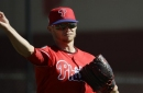 Clay Buchholz has no regrets being traded by the Red Sox