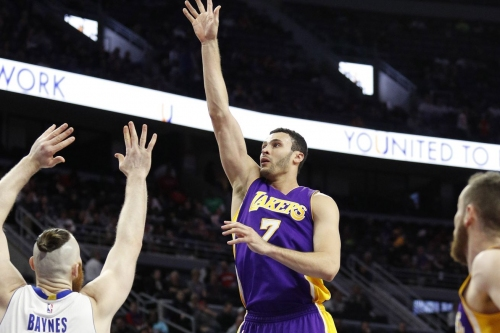 Lakers News: Larry Nance, Jr. says he plans to shoot more threes