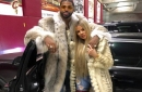 Cavaliers' Tristan Thompson makes his 'Keeping Up with the Kardashians' debut