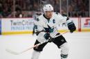 Joe Pavelski named first star of the week