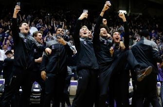 Out of the rubble: How Northwestern finally broke through to claim its first NCAA tournament bid