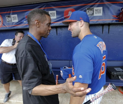 Tim Tebow gets 1st hit for Mets, singles vs Marlins The Associated Press