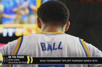 Josh Lewin on UCLA's chances in the NCAA Tournament