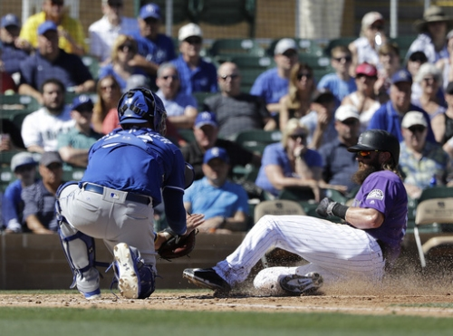 Rockies' Desmond set for surgery on hand, no return date The Associated Press