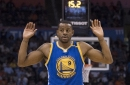 NBA Warriors guard Iguodala fined over racially charged comments