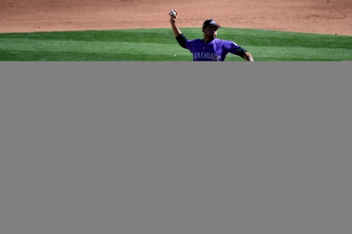Antonio Senzatela gets extra work, Charlie Blackmon likes second base in Rockies loss to Royals