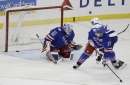 Point's 2nd goal snaps tie in 3rd, Lightning top Rangers 3-2 The Associated Press