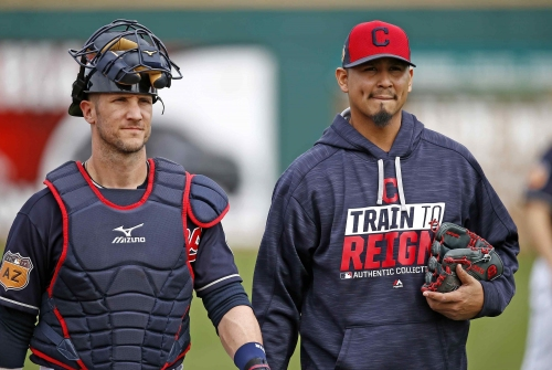 Cleveland Indians: Carlos Carrasco not fazed by rough day; Michael Brantley has third simulated game