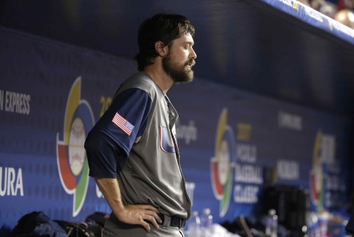 Cleveland Indians' Andrew Miller on Team USA because 'I want to pitch in this atmosphere'