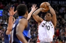 Raptors cruise to win over Mavericks, 100-78