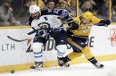 Neal's power-play goal in OT gives Predators win over Jets The Associated Press