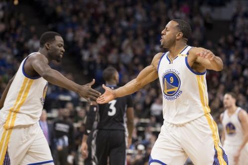 Warriors host 76ers: Trust the process