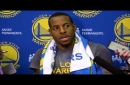 Andre Iguodala expresses regret his racially charged comments became distraction for Warriors