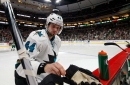 """Marc-Edouard Vlasic: """"I want to play my whole career in San Jose"""""""