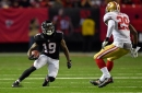 Aldrick Robinson contract offers clear distinction from Marquise Goodwin
