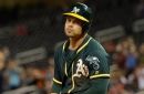 Jake Smolinski needs surgery, Oakland A's outfield competition narrows