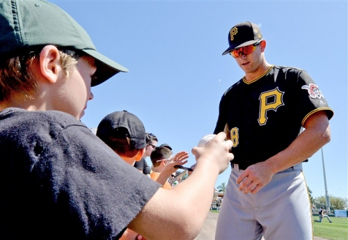 Kingham, Newman among first six players cut from Pirates spring training camp