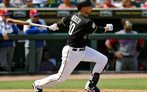 Pirates shortstop Mercer easing into veteran's role | The News Tribune