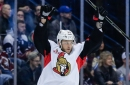 Sens Dmen Providing Offense While Forwards Deal with Injuries