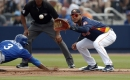 Jeff Bagwell aiding Yuli Gurriel's transition to first The Associated Press