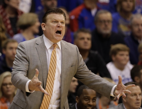 New coach Underwood leads Oklahoma State back to NCAAs The Associated Press