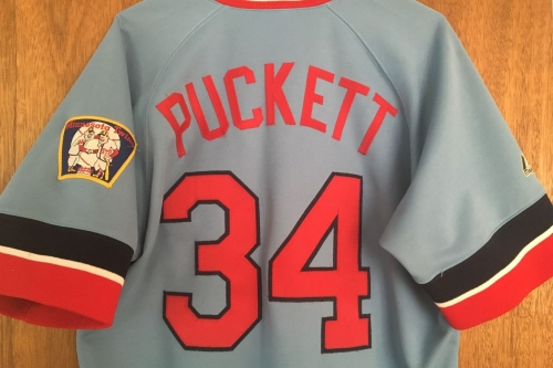 Why is it so hard to find new Kirby Puckett stuff?
